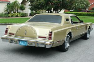 1978 Lincoln Mark Series DIAMOND JUBILEE - 40K MILES Photo