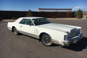 1979 Lincoln Mark Series Photo