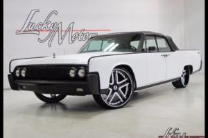 1964 Lincoln Continental Convt Suicide Doors Custom Int Sound System Vinyl Wrap 24's Photo