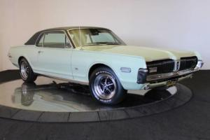 1968 Mercury Cougar -- Photo