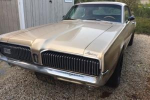 1967 Mercury Cougar Photo
