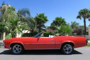 1973 Mercury Cougar Convertible Photo