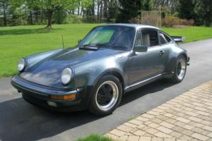 1987 Porsche 911 Sunroof Turbo