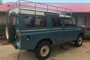1969 Land Rover 109 109 110 Defender Classic Photo
