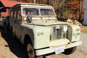 1967 Land Rover Other Long Wheel Base