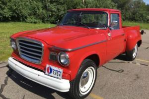 1964 Studebaker CHAMP PICKUP COMPLETE RESTORATION. GORGEOUS SIMILAR TO 1960 OR 1961 OR 1962 OR 1963 OR 1965
