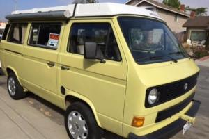 1985 Volkswagen Bus/Vanagon Photo