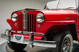 1949 Willys Jeepster Roadster Photo