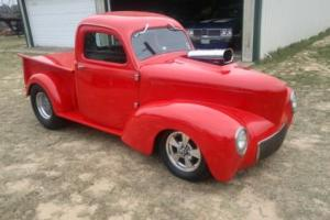 1941 Willys Pickup Custom Photo