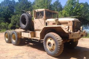 Consolidated Diesel M123A1C Photo