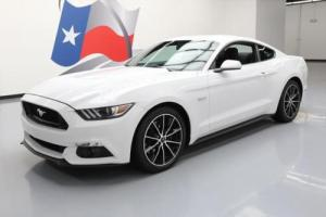2016 Ford Mustang GT PREMIUM 5.0L BLUETOOTH REAR CAM
