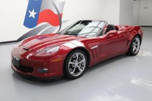 2010 Chevrolet Corvette Z16 GRAND SPORT CONVERTIBLE 3LT NAV