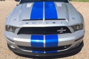 2008 Ford Mustang shelby gt500 kr