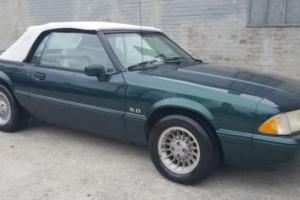 1990 Ford Mustang MUSTANG