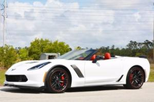 2017 Chevrolet Corvette Z06 3LZ Convertible