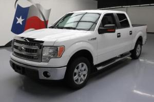 2013 Ford F-150 XLT CREW TEXAS ED 6-PASS BLUETOOTH