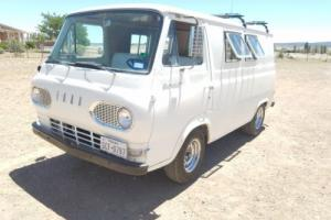 1962 Ford E-Series Van