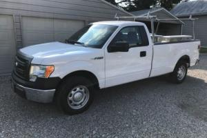 2013 Ford F-150 XL Plus package
