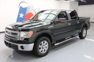 2014 Ford F-150 XLT CREW TEXAS ED 5.0L 6-PASS BLUETOOTH