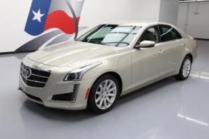 2014 Cadillac CTS 2.0T STANDARD TURBO BLUETOOTH