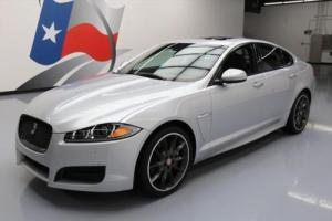 "2015 Jaguar XF 3.0 SPORT AWD SUNROOF NAV 20"" WHEELS"