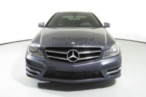 2015 Mercedes-Benz C-Class 2dr Coupe C 250 RWD