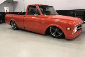 1968 Chevrolet C-10 SHORTY
