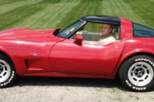 1979 Chevrolet Corvette Base Coupe