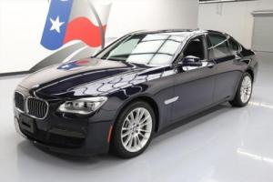 2015 BMW 7-Series 750I XDRIVE AWD M-SPORT SUNROOF NAV HUD