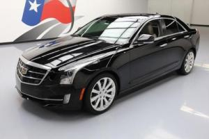 2015 Cadillac ATS 2.0T PREMIUM LEATHER NAV HUD