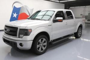 2014 Ford F-150 FX2 CREW ECOBOOST CLIMATE SEATS 20'S
