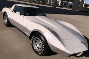 1978 Chevrolet Corvette 25TH ANNIVERSARY STINGRAY T-TOP