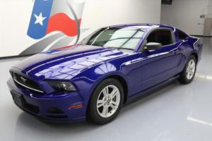 2014 Ford Mustang V6 AUTO CRUISE CTRL ALLOY WHEELS