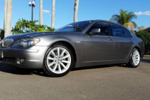 2007 BMW 7-Series SPORT PACKAGE