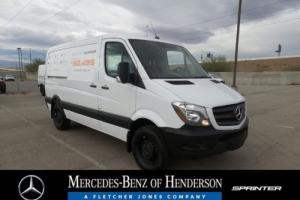 2016 Mercedes-Benz Sprinter --