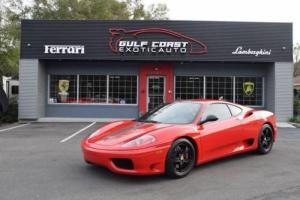 2004 Ferrari 360 Base 2dr Coupe