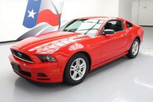 2014 Ford Mustang AUTO CRUISE CTRL BLUETOOTH ALLOYS