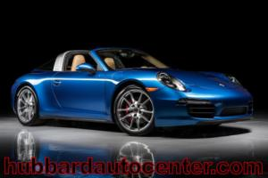 2015 Porsche 911 2dr Targa 4S Photo