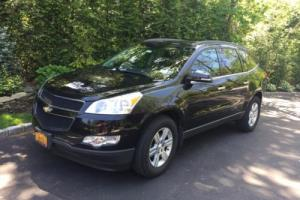 2011 Chevrolet Traverse LT 8-PASS HTD LEATHER NAV DVD