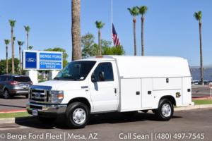 2016 Ford E-Series Van --