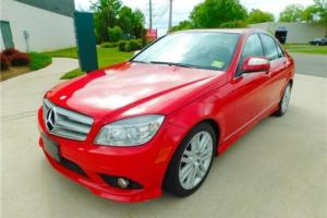 2009 Mercedes-Benz C-Class 3.0L Luxury