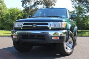 2000 Toyota 4Runner SR5 4WD 4X4 SUNROOF T-BELT DONE
