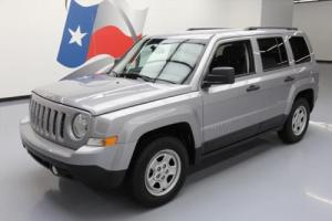 2017 Jeep Patriot SPORT 5-SPEED CRUISE CONTROL