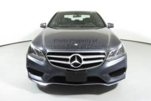 2015 Mercedes-Benz E-Class 4dr Sedan E 350 Sport RWD