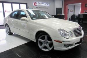 2008 Mercedes-Benz E-Class E 350 4MATIC AWD 4dr Sedan