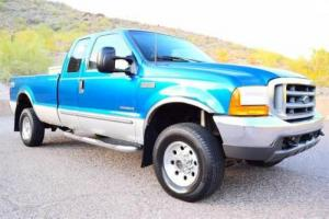 2000 Ford F-350 Long Bed