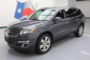 2013 Chevrolet Traverse LTZ 7-PASS SUNROOF NAV DVD 20'S