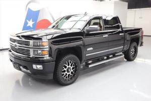 2015 Chevrolet Silverado 1500 SILVERADO HIGH COUNTRY 4X4 SUNROOF NAV