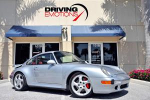 1996 Porsche 911 993 Turbo Coupe