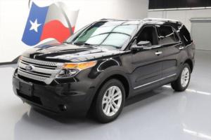 2015 Ford Explorer XLT 7-PASS LEATHER NAV REAR CAM